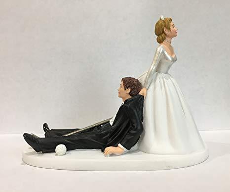Hochzeit Selbstfiguren